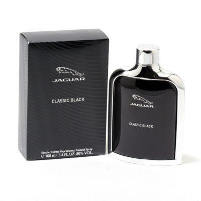Jaguar classic black is one the best perfumes for men by Jaguar
